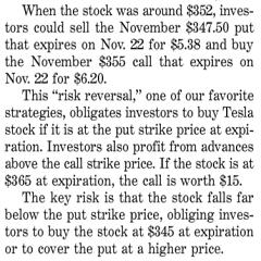 Striking Price snip